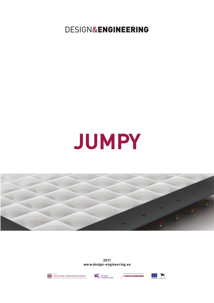 JUMPY           2011ww w.design-engineering.ee            1