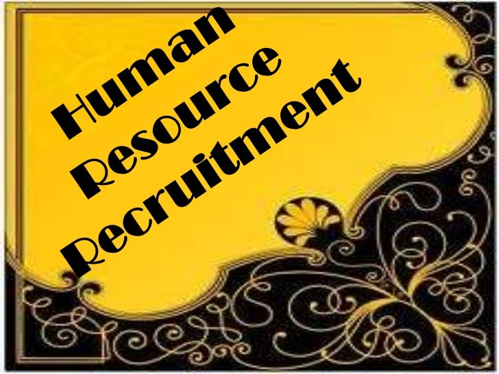 HUMAN RESOURCE     MANAGEMENT     •is the management of an     organizations employees.  • human resource management is  s...