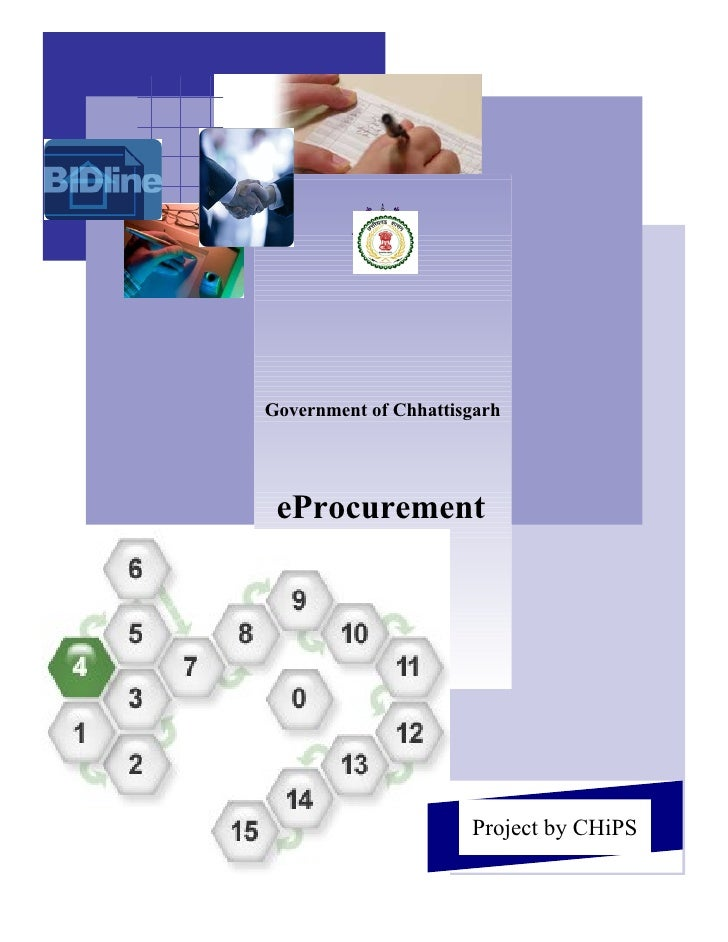 Government of Chhattisgarh eProcurement                      Project by CHiPS