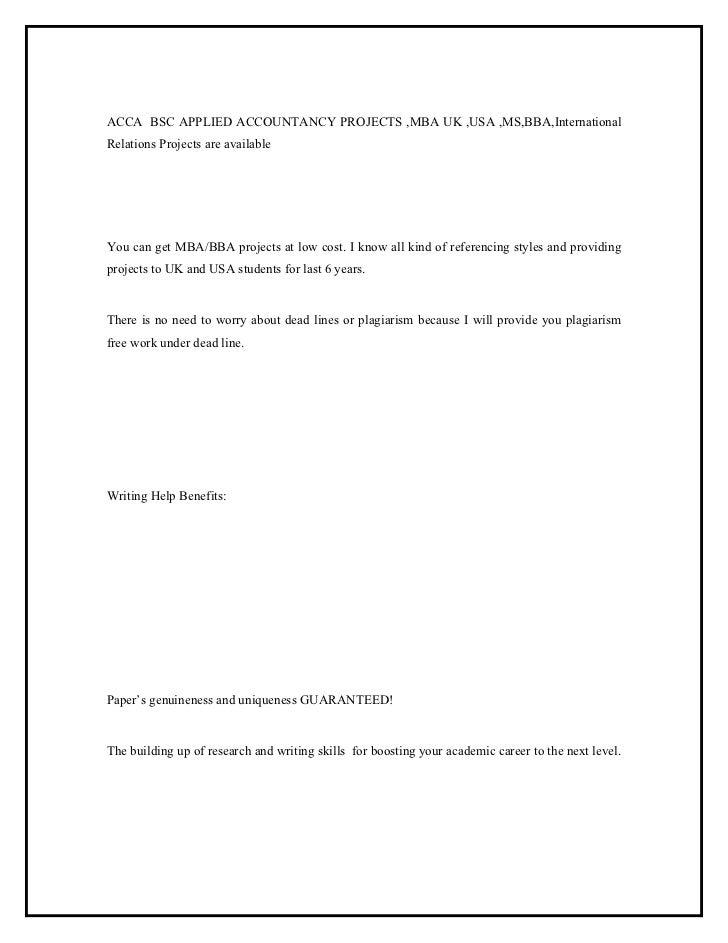 Report on establishing a clothing line