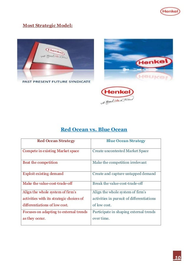 ?blue ocean strategy paper essay Blue ocean strategy paper essay sample blue ocean strategy is an opportunity to create new and unique ways in an uncontested market space this important strategy focuses on making competition irrelevant through creating a new innovative product or service.