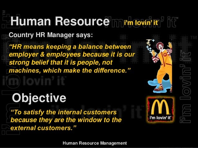 mcdonald's management report See mcdonald's corp's 10 year historical growth, profitability, financial, efficiency, and cash flow ratios.