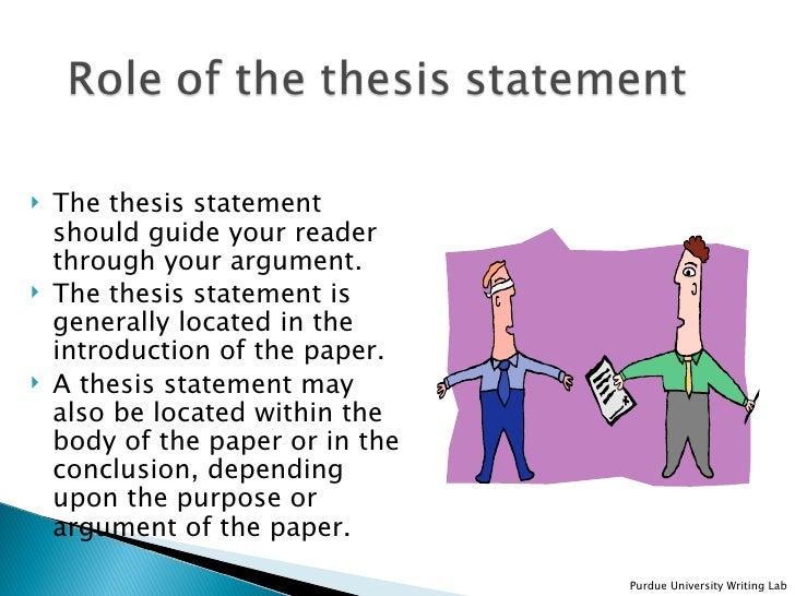 Louisiana purchase thesis statement