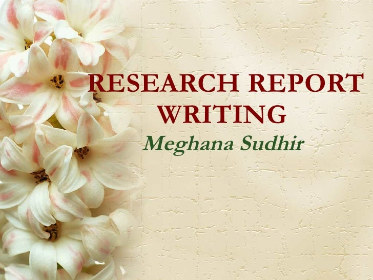 The complete writing a great research paper series
