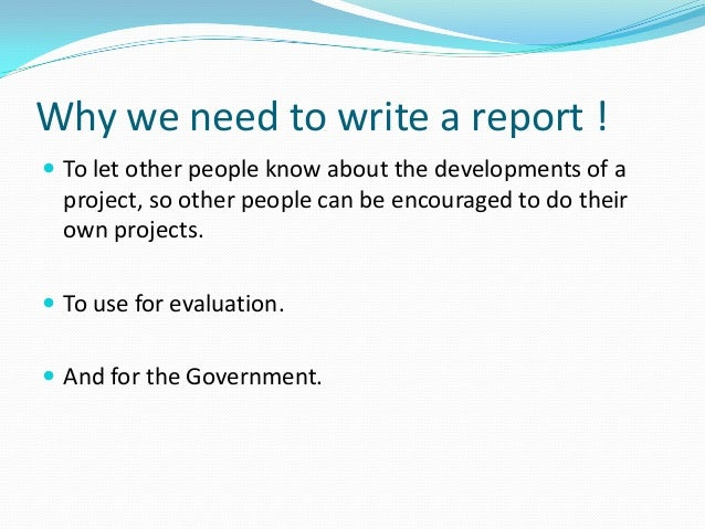write my formal report write my report Write my formal report write my report - leave behind those sleepless nights writing your report with our writing service order the needed report here and forget about your worries give your projects to the most talented writers.