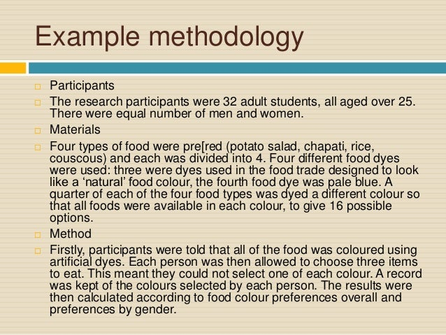 How to Write the Method Section for Qualitative Research