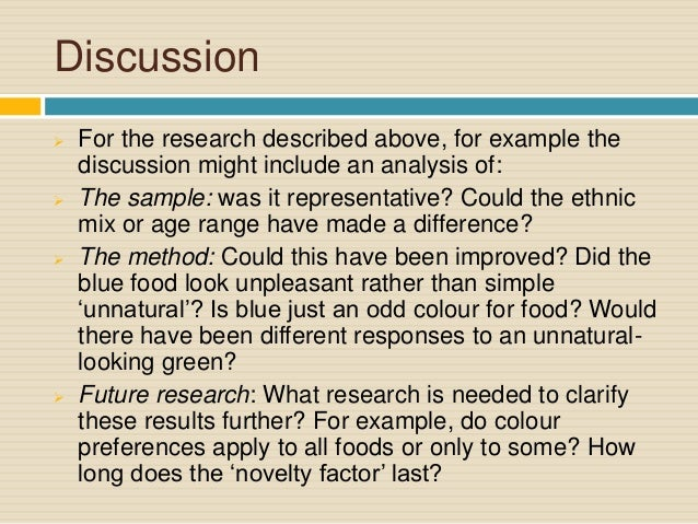 writing results section of research paper The first part of this post briefly described what to include in the introduction and materials and methods sections of a typical research paper written in the imrad format (introduction, materials and methods, results, and discussion) in this part , i'll discuss the results and discussion sections writing the.