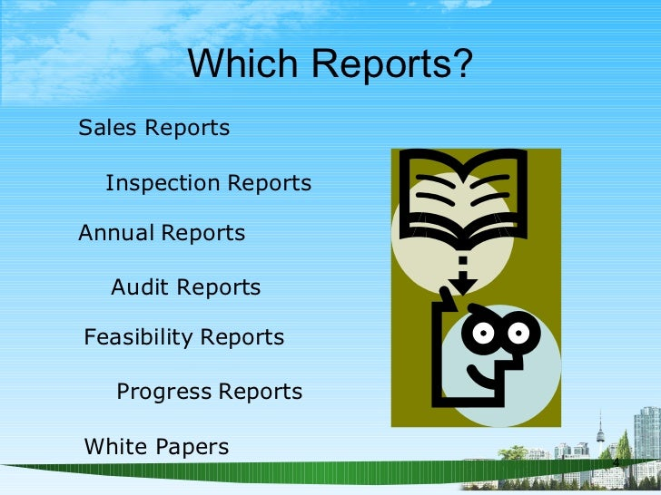 Technical reports, papers, and presentations