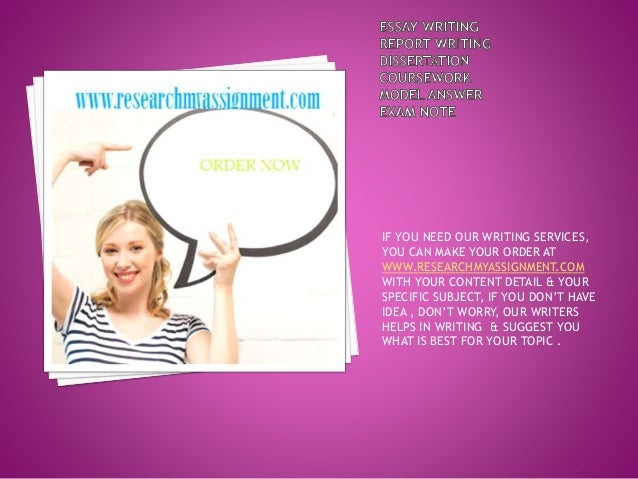 High quality writing services