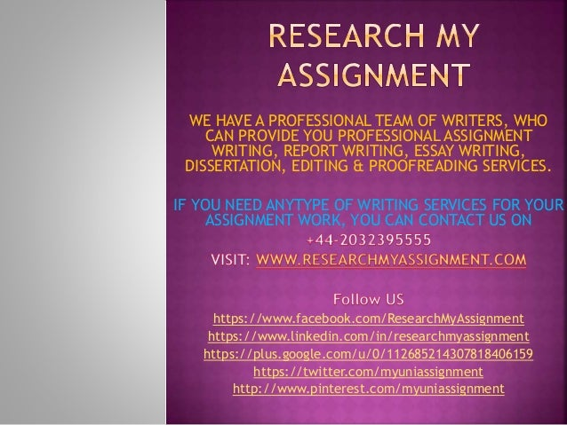 Assignment writing service review reddit