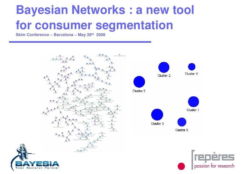 RepèRes Bayesia   Consumer Segmentation   Skim Conf08