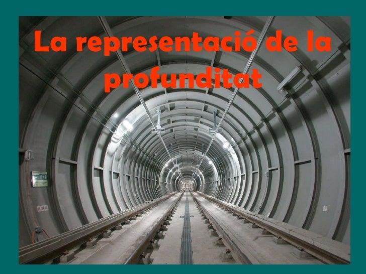 La representació de la profunditat