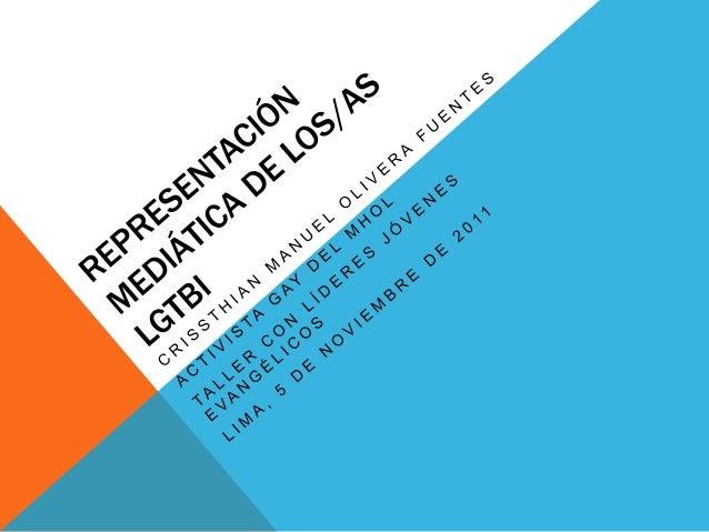 LOS MEDIOS (RE)PRESENTAN  • Según Stella Martini (2000). Periodismo, noticia y noticiabilidad. Grupo Editorial Norma, Bogo...