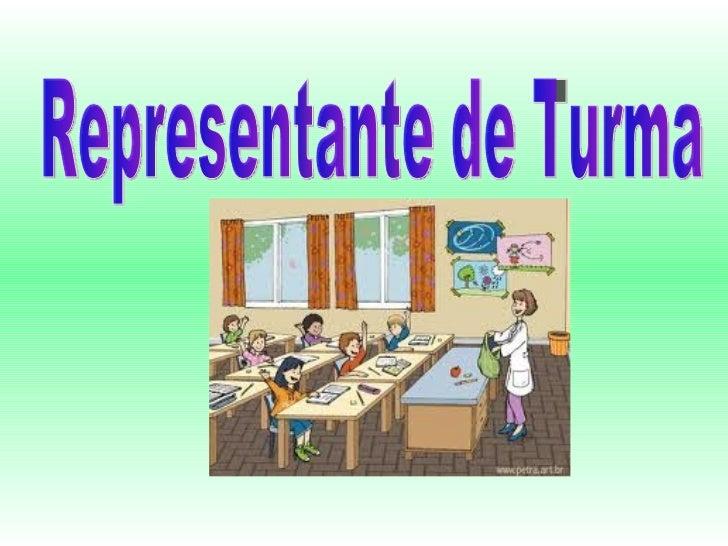 Representante de Turma