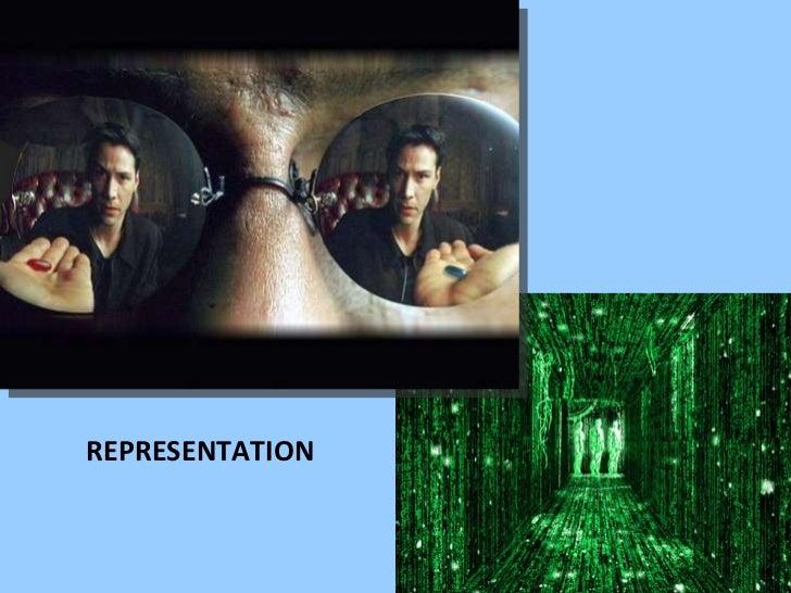 Representation   4 qs & lily allen eg