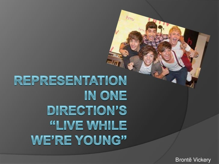 Representation in one direction's LWWY