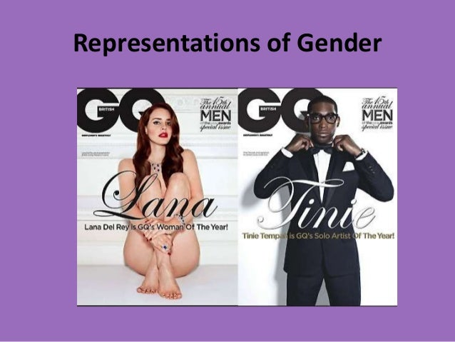 an introduction to gender representation in television advertising It calls for an in-depth study of the public image of women generated by the media, including advertising (2013) gender representation 'gender and media.