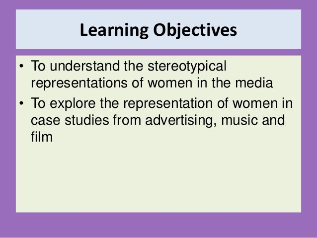 gender representation in advertising The study of gender representation in advertising must be grounded in theories of representation applied to other cultural settings like literature, art, film, etc gender representation must be studied not only psychologistically (eg, subjectivity, identity) but anthropologistically (relationships to the human environment.