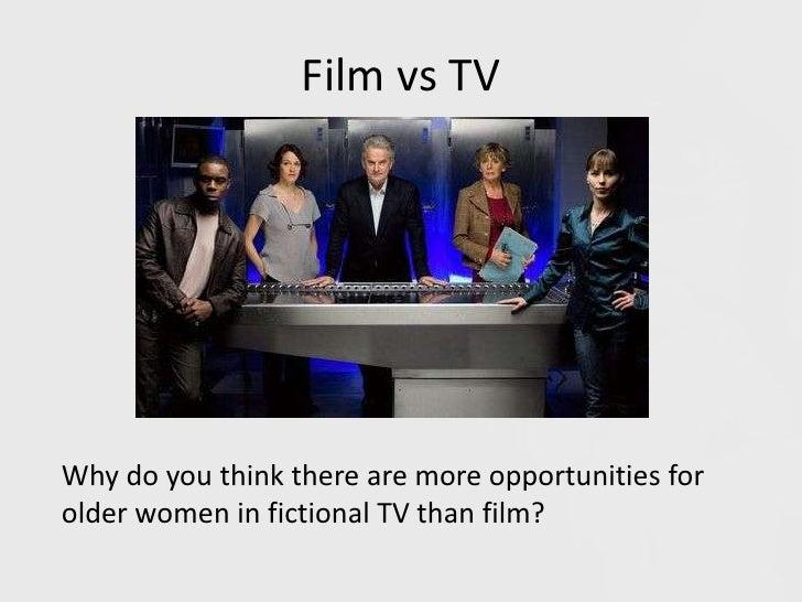 An Essay on women representation in TV?