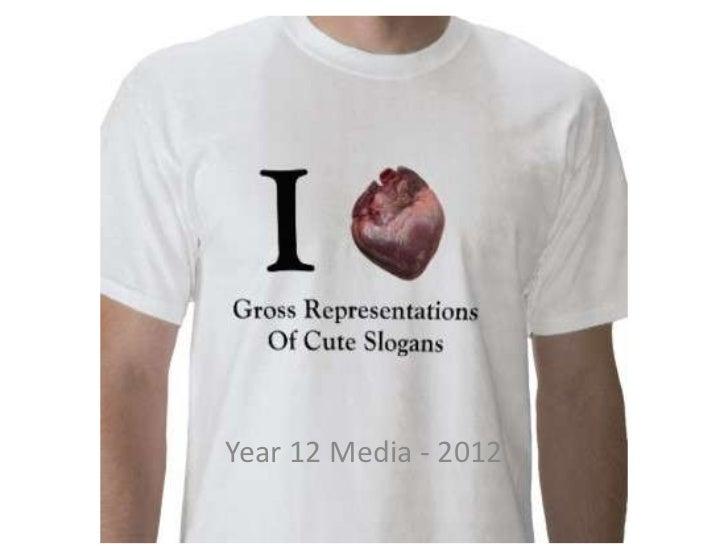 Representations year 12 deb