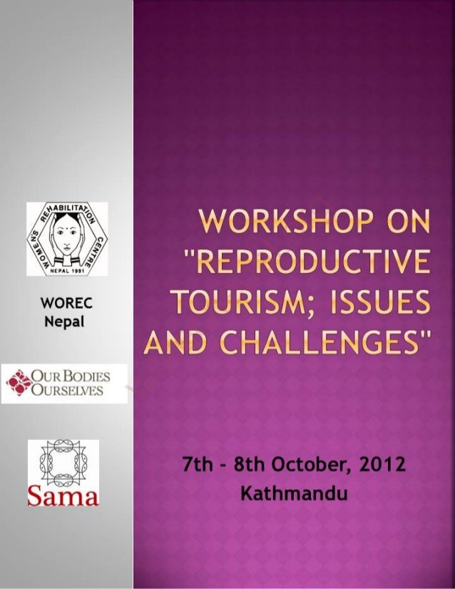 Reproductive Tourism - Issues and Challenges