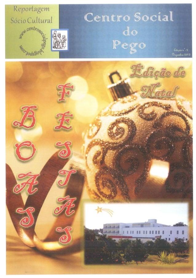 Reportagem Sócio Cultural - Edição de Natal.