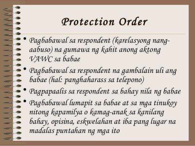 Mga defined