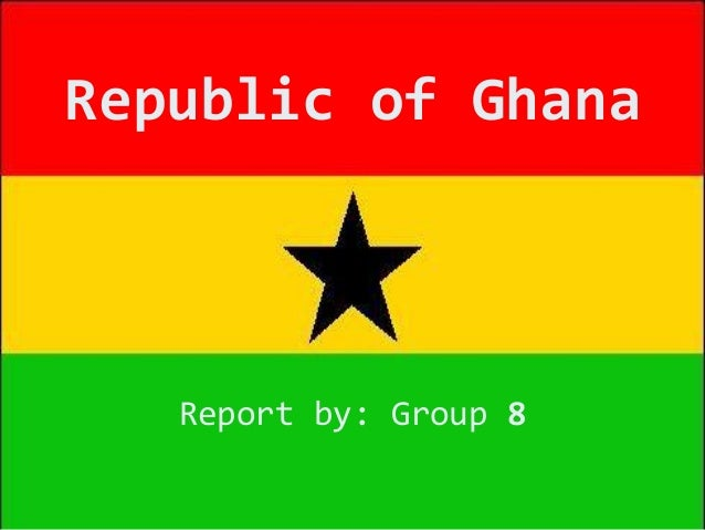 Republic of Ghana Development Analysis