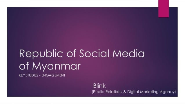 Mobile Monday (June 2014) - The Blink Agency on The Republic of Social Media