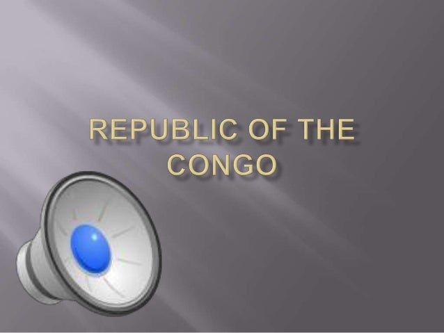 Republic of the congo project