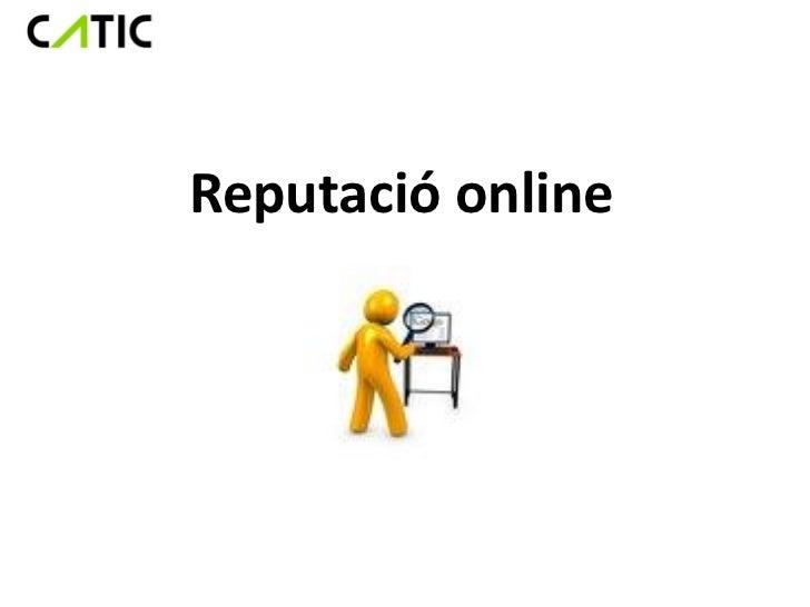Reputació