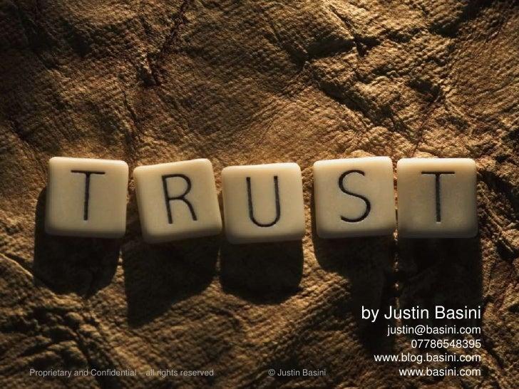6/22/2010<br />1<br />by Justin Basini<br />justin@basini.com<br />07786548395<br />www.blog.basini.comwww.basini.com<br /...