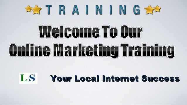 Reputation marketing presentation
