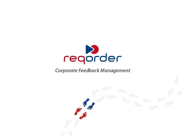 Corporate Feedback Management