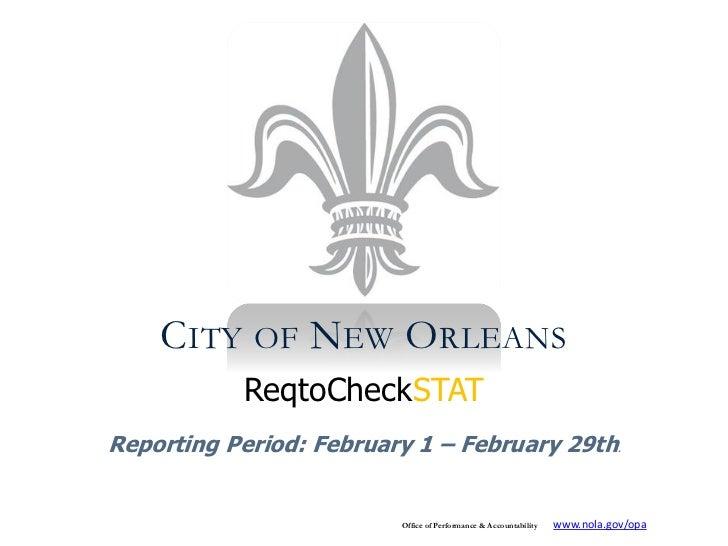 ReqtoCheck 2.29.2012