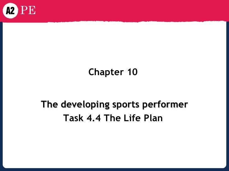 A2 PE Life Plan Help Pres