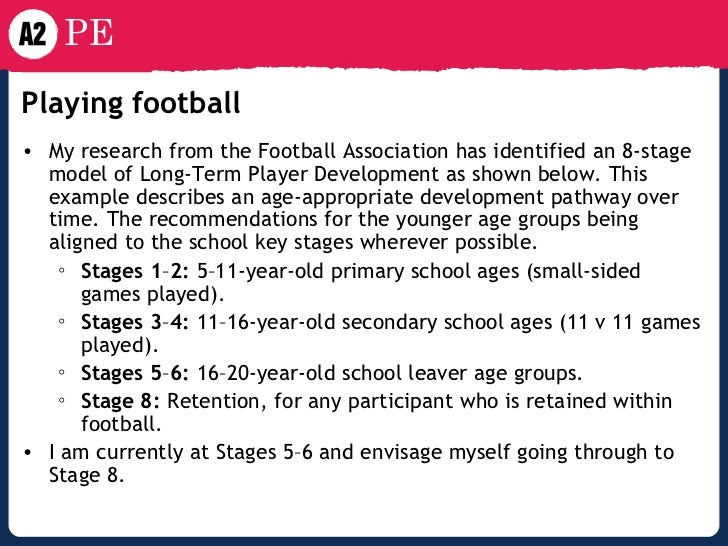 Help with a research paper about football?