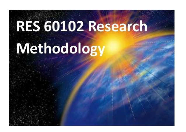 Res60102 slides