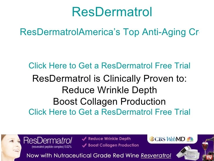 ResDermatrol Free Trial Offer. Dont Buy ResDermatrol.  Claim your ResDermatrol Free Trial Offer Here