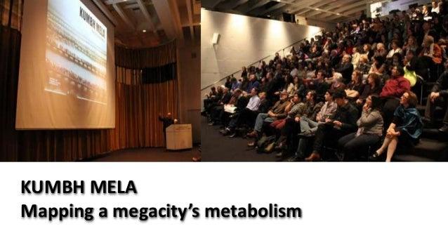 KUMBH MELAMapping a megacity's metabolism