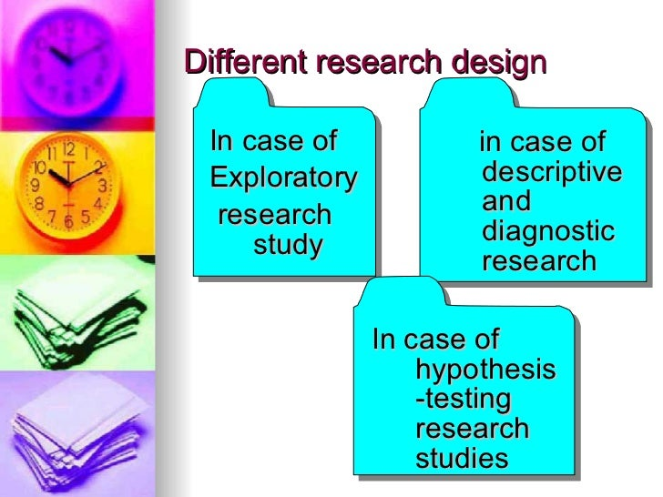 different types of case study research