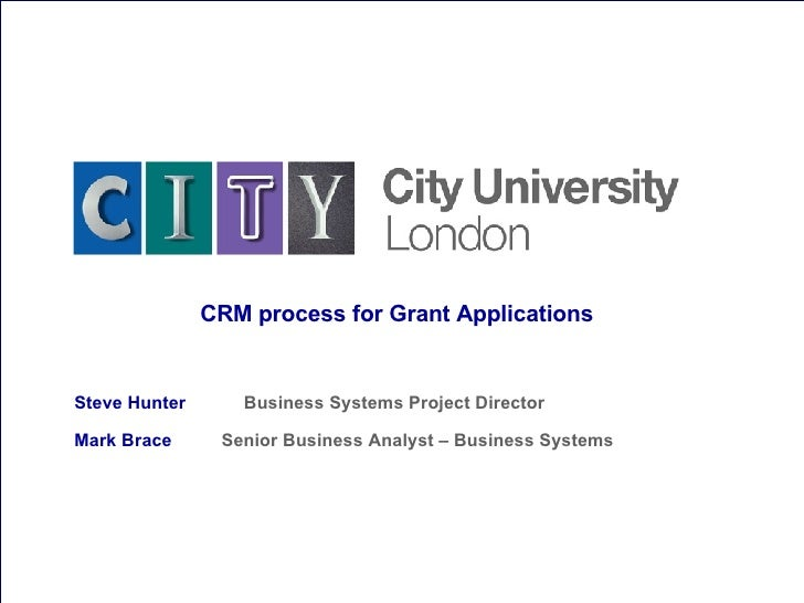 Research Grant Application Crm Vsn 3