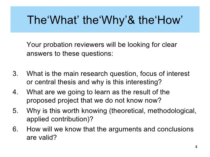 thesis research interview questions In general, thesis statements are provided in course-level papers, whereas research questions are used in major research papers or theses thesis statements the statement or question is a key piece of information within your writing because it describes the parameters of your study.