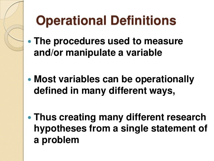 a research on the definition and description of variables A numerical quantity assigned tocomplete information about the variable, definition of an variable, examples of an variable, step by step solution of problems involving variable.