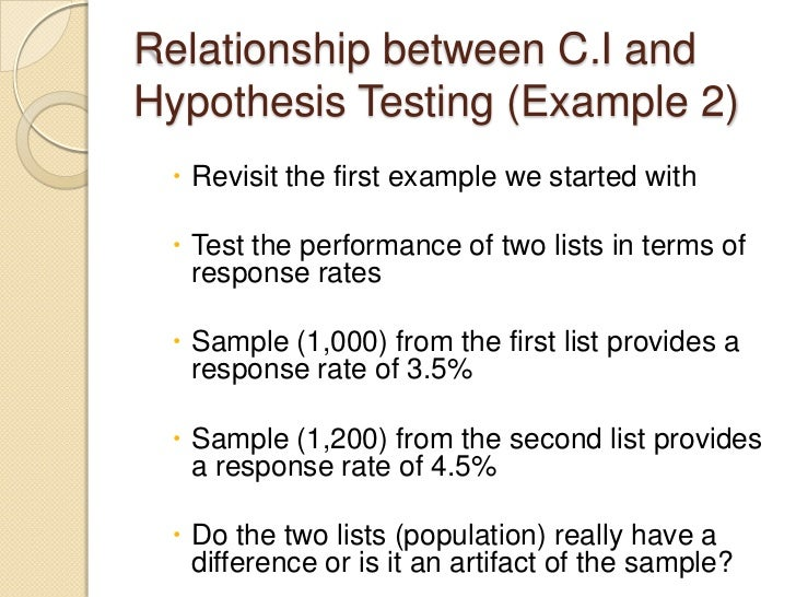 what is the relationship between a hypothesis a conclusion and a thesis statement Quizlet provides hypothesis activities a conclusion based on data/ evidence/ observations and a statement of difference or relationship between the two.