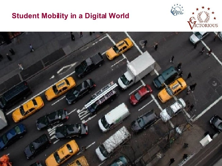 Researching student mobility in a digital world