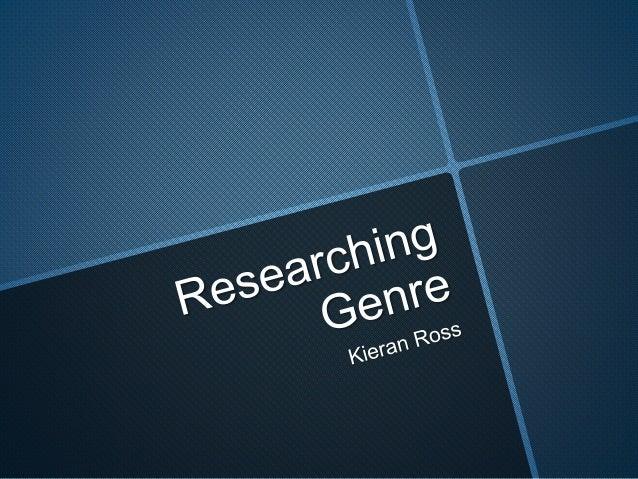 Researching genre Indie Rock