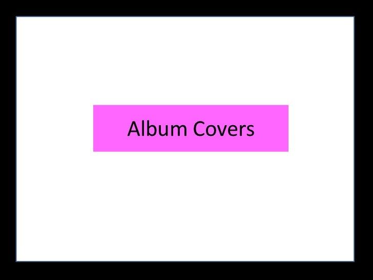 Album Covers<br />