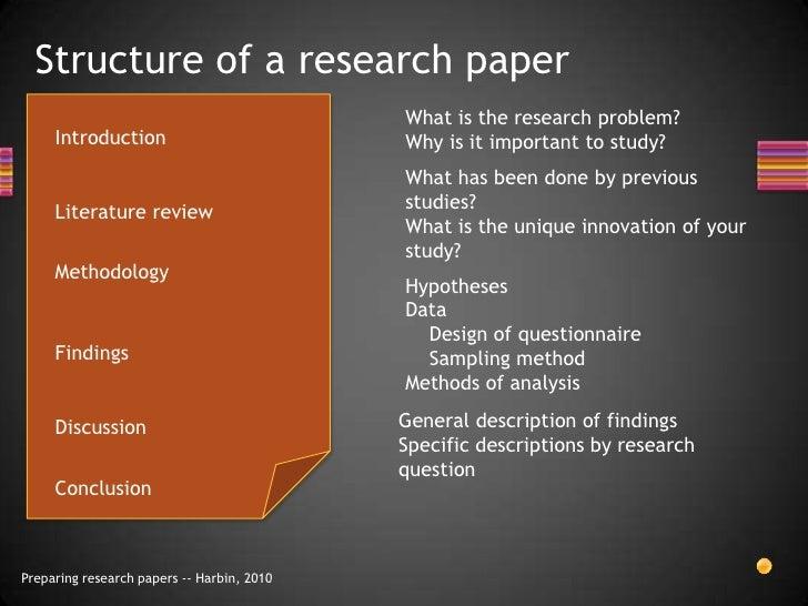 Research literature