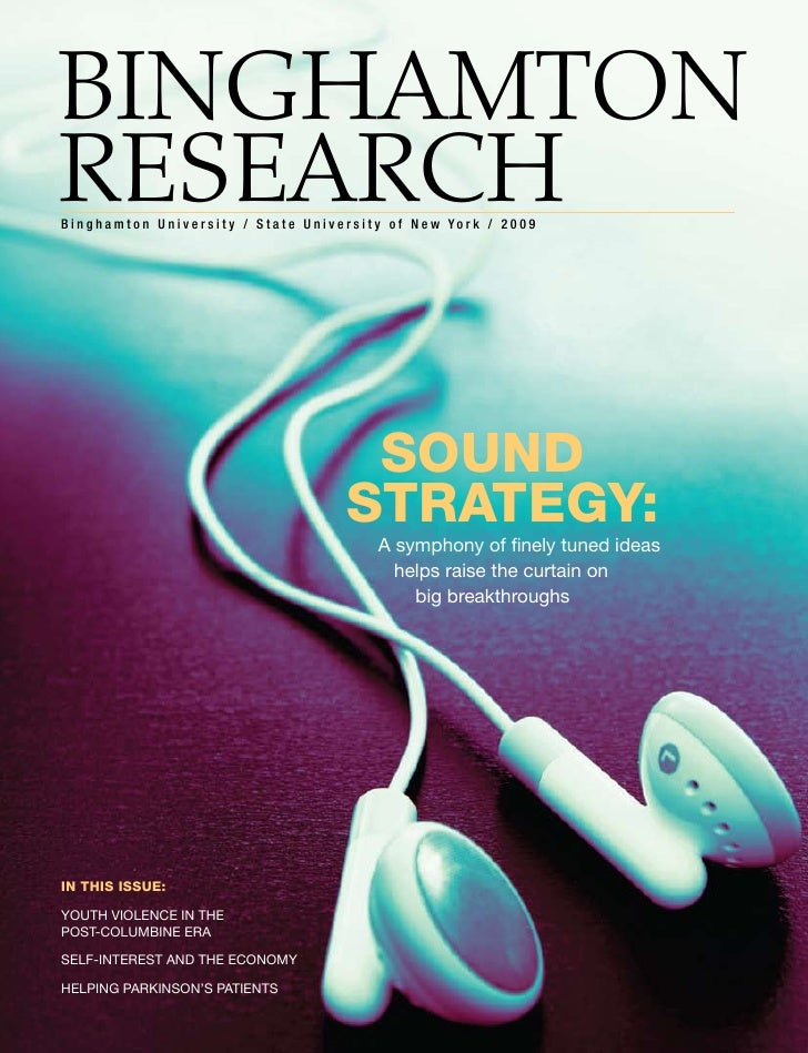Research Magazine 2009